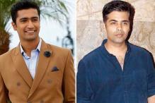 Vicky Kaushal To Play Karan Johar's Lead In Bombay Talkies 2