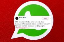 WhatsApp Outage Has Launched A Thousand Jokes On The Internet