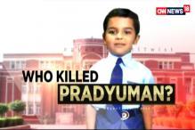 Watch: Twist in Pradyuman Murder Case, CBI Arrests Class 11 Student Now