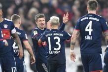 Bayern Munich go 11 Points Clear After Beating VfB Stuttgart 1-0