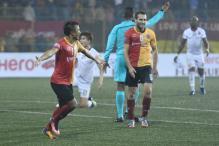 I-League: East Bengal Trounce Shillong Lajong 5-1 To Return to Form