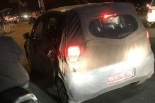 India-Bound 2018 Hyundai Santro Spotted During Testing in Europe, Clearest Images Yet