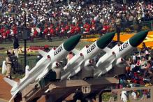 Akash Missile Test-fired Successfully from Odisha