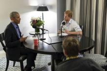 Barack Obama's First Interview Since Leaving White House is With Prince Harry