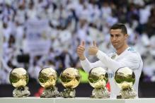 Cristiano Ronaldo Speaks About His Targets And Rivalry With Lionel Messi