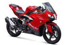 TVS Apache RR 310 Launched in India at Rs 2.05 Lakh