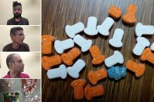 NCB Unearths China-Made 'Molly' Drug Racket Targeting Students in Kolkata, 3 Arrested