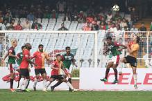 I-League 2017: Mohun Bagan Down East Bengal in Kolkata Derby