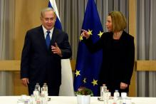 EU Tells Israel PM Netanyahu it Rejects Trump's Jerusalem Move