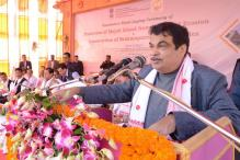 Nitin Gadkari Complains of Uneasiness After Addressing Public Meet