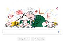 Max Born Honoured in Google Doodle on 135th Birth Anniversary