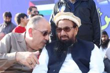 Palestine Recalls Ambassador to Pak for Sharing Stage With Hafiz Saeed