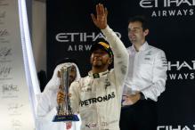 Lewis Hamilton Tops Poll of Formula One Bosses
