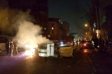 Iran Warns Protesters as Hundreds Take to Streets Against Corruption, Two Killed