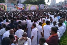 Huge Crowds Mark Jaya's First Death Anniversary Amid Fight for Legacy