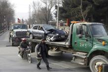 Blast in Afghan Capital Kabul Close to Intelligence Agency Kills Six