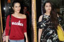 Kriti Sanon and Her Sister Papped Outside a Spa! Check Out the Pics