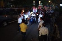 Bike Rally in Mumbai a Day Before Kulbhushan Jadhav, Kin Meet in Pakistan