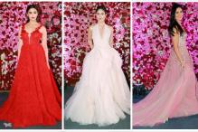 Katrina, Alia and Kareena Look Alluring at the Lux Golden Rose Awards