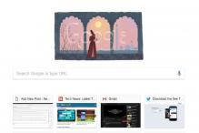Google Doodle Honours Renowned Urdu Poet Mirza Ghalib on His 220th Birthday