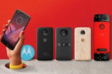Motorola Introduces Three New 'Moto Mods' in India, Available Exclusively on Flipkart