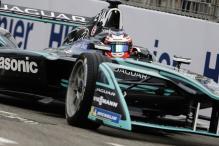 Mitch Evans and Panasonic Jaguar Racing Secure First Formula E Podium in Hong Kong