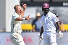 Hostile Wagner Destroys West Indies as Kiwis Sweep Series