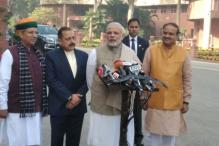 Looking Forward to a Productive Winter Session: PM Narendra Modi