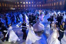 Military Students' Glam Up Annual Ball: Full of Discipline & Splendor