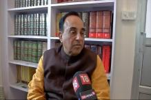 Left is Threatened By My Arguments on Ram Mandir: Subramanian Swamy