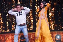 Salman Khan, Katrina Kaif Shake a Leg on a TV Show
