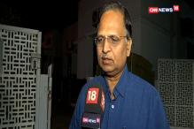 A Live Baby was Packed in Plastic Bag, Line Had to be Drawn: Satyendar Jain