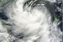 Three Dead, 77,000 Flee as Storm Pounds Philippines