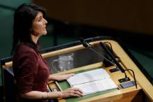 It's 'Shameful' UN Denies Accrediting Rights Groups, Says Nikki Haley