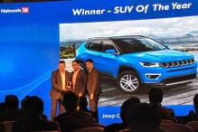Jeep Compass Wins SUV of The Year at 2017 Tech And Auto Awards