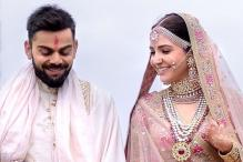 Virat Kohli-Anushka Sharma's Reception Card Is As Perfect As Their Wedding, See Pic