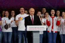 Russian Athletes Won't Be Prevented From Competing In Winter Olympics: Vladimir Putin