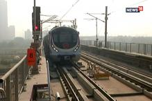 Delhi Metro's Magenta Line: India's First Driverless Train Packed With Exciting Features