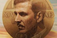 Akshay Kumar Wraps Up Gold Shoot