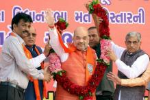 If You Think UP Was Big, Wait for Gujarat: Amit Shah on Civic Polls Sweep