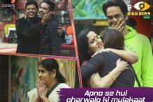 Bigg Boss 11: Shilpa Shinde, Vikas Gupta in Tears on Meeting Their Parents