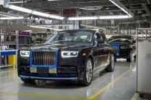 First Produced 2018 Rolls-Royce Phantom to go on Auction Charity