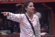 Bigg Boss 11: Hina Khan Confronts Vikas Gupta for Calling Her 'Chaalu'; Twitter Wonders If It is an 'Abusive' Word