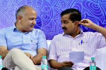 How a 'Tense' Manish Sisodia Introduced AAP Rajya Sabha Nominees to the Party