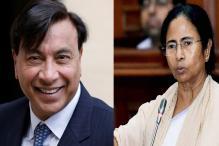Steel Tycoon Lakshmi Mittal Meets Mamata Banerjee at Her Kolkata Residence