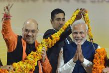 BJP Retains Fort Gujarat, Adds Himachal Pradesh to Saffron Empire