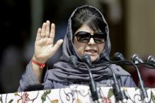 Mehbooba Mufti Reminds Pakistan of Its Promises, Seeks Help to End Bloodshed in J&K
