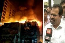 12 Hours Late to Inferno Site, Mayor Mahadeshwar Says 'Can't Be Everywhere in Mumbai'