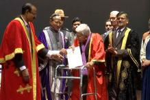 98-year-old Man From Bihar Gets Masters Degree in Economics