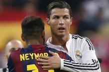 Ronaldo vs Neymar as Real Draw PSG in Champions League